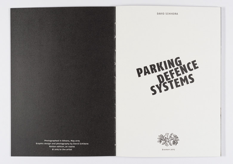 Rotten Vehicles & Parking Defence Systems