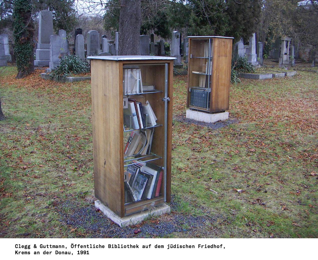 Jüdischer Friedhof Krems